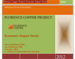 Florence Copper Project: Economic Impact Study 2012