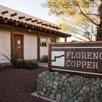 The Florence Copper Community Center is located at 130 N. Main St. in Florence